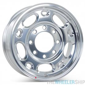 "New 16"" Alloy Replacement Wheel for Chevy Silverado GMC Sierra 1999 2000 2001 2002 2003 2004 2005 2006 2007 2008 2009 2010 Rim 5079"