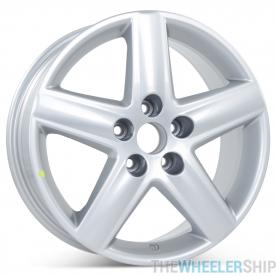 """Set of 4 New 17"""" Alloy Replacement Wheels for Audi A4 A6 2002-2005 Rim 58749"""