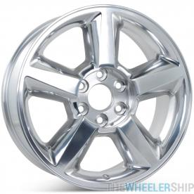 "New 20"" x 8.5"" Replacement Wheel for Chevy Avalanche Silverado Suburban Tahoe Rim 5308"