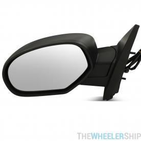 Full Assembly Mirror Power Heated Driver Side for Chevy GMC Silverado Sierra