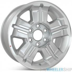 "New 18"" Replacement Wheel for Chevy Avalanche Silverado Suburban Tahoe 2007 2008 2009 2010 2011 2012 2013 2014 Rim 5300"