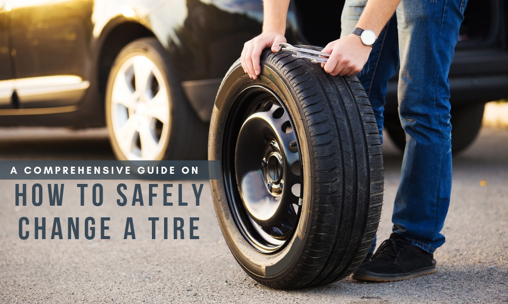 A Comprehensive Guide on How to Safely Change a Tire