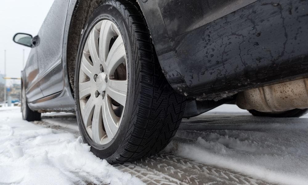 How Road Salt Affects Your Rims