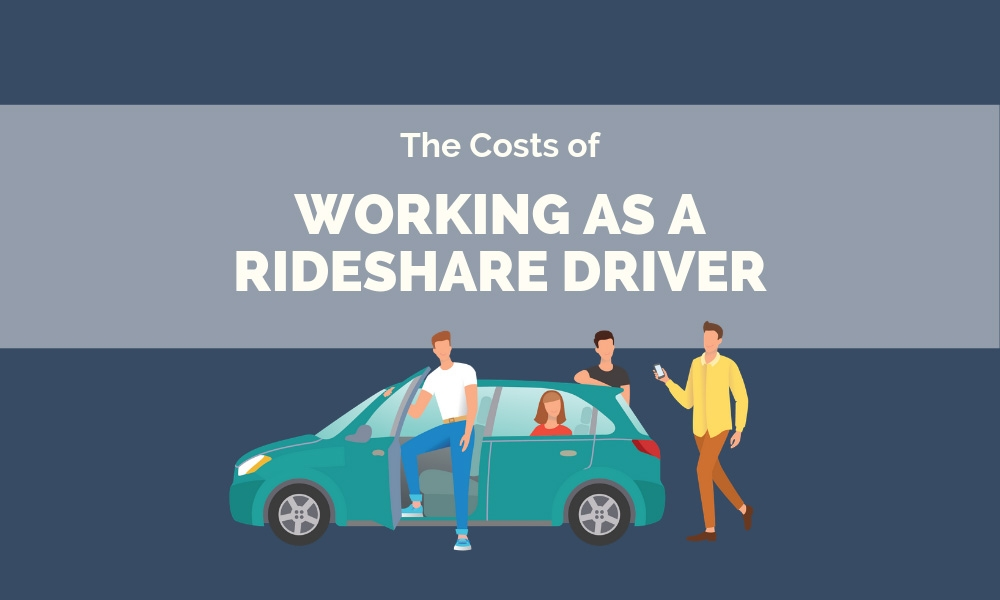 The Costs of Working as a Rideshare Driver