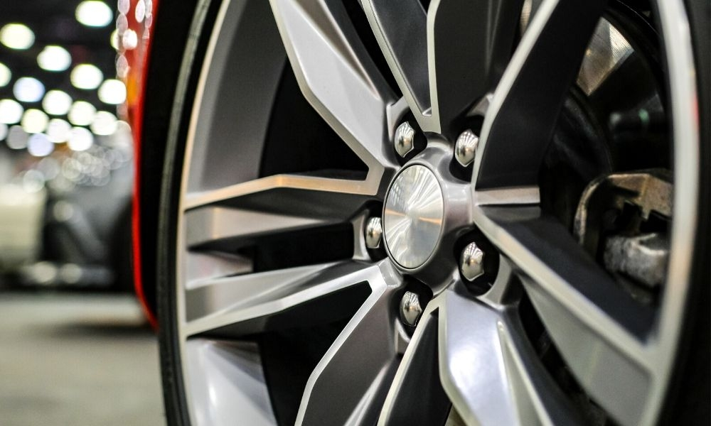 The Evolution of the Car Wheel