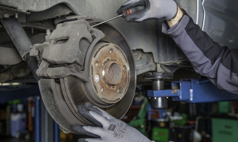 Common Brake Noises and Their Causes